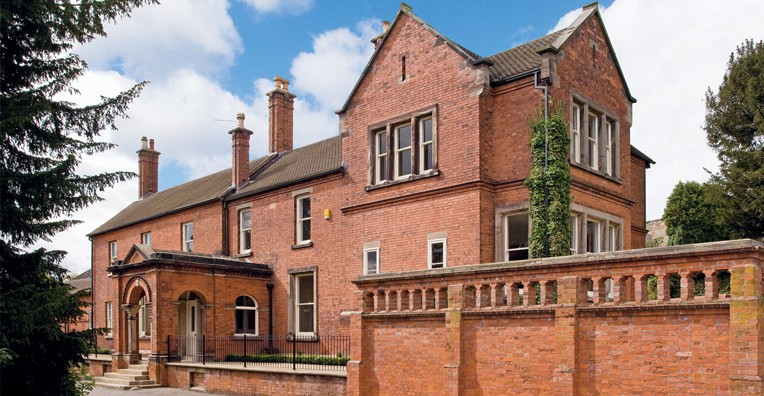 Castle Hill House Luxury Holiday Let In Tutbury